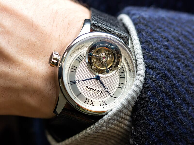 The Designer's Notebook #3 - A Limited Edition Tourbillon