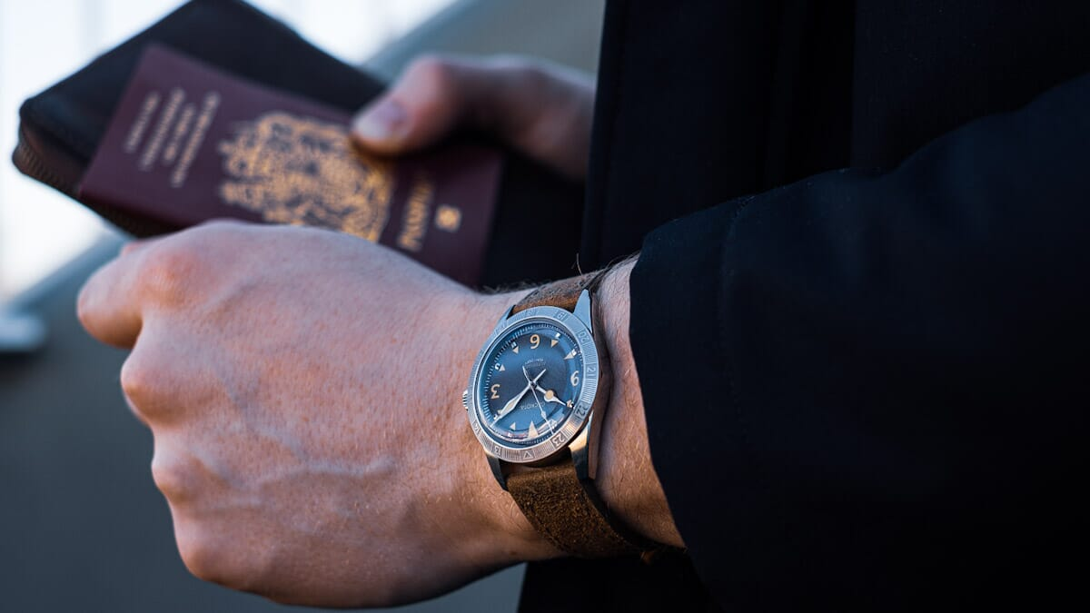 The Best Travel Watches For 2020