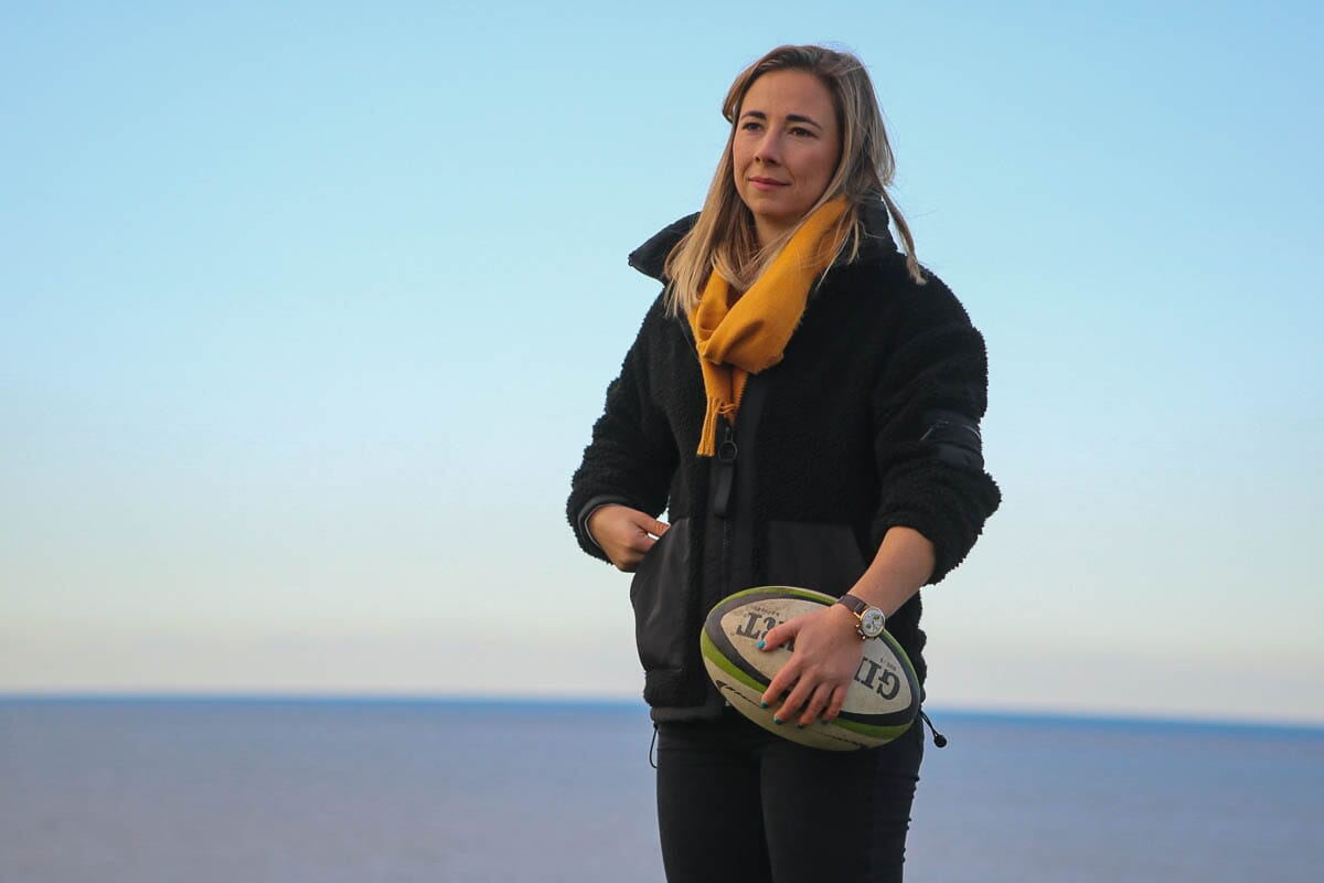 Elinor Snowsill: Welsh Rugby International & New Geckota Ambassador