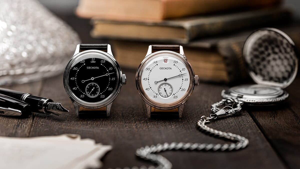The W-01 Vintage Jumping Hour Workshop Collection