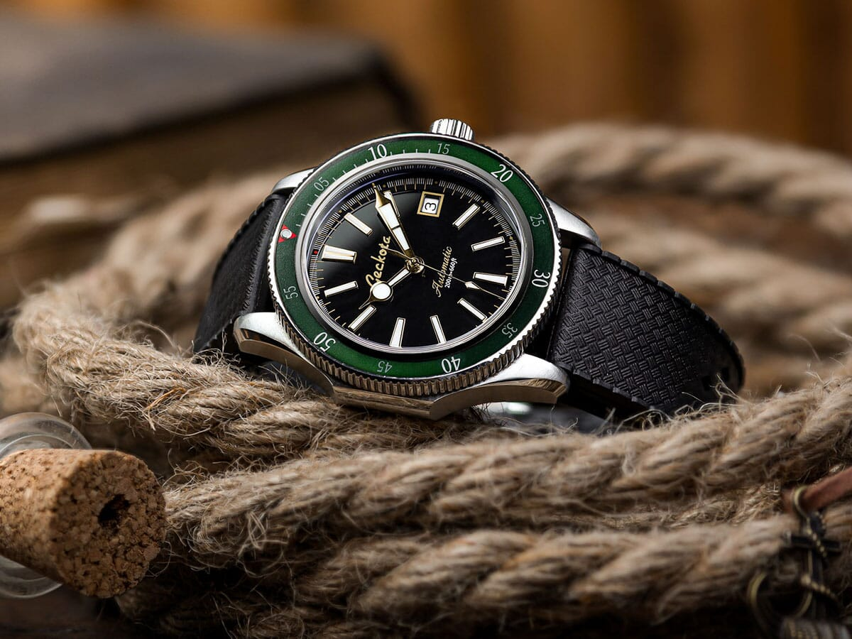 The Ultimate Guide to Adventure Watches