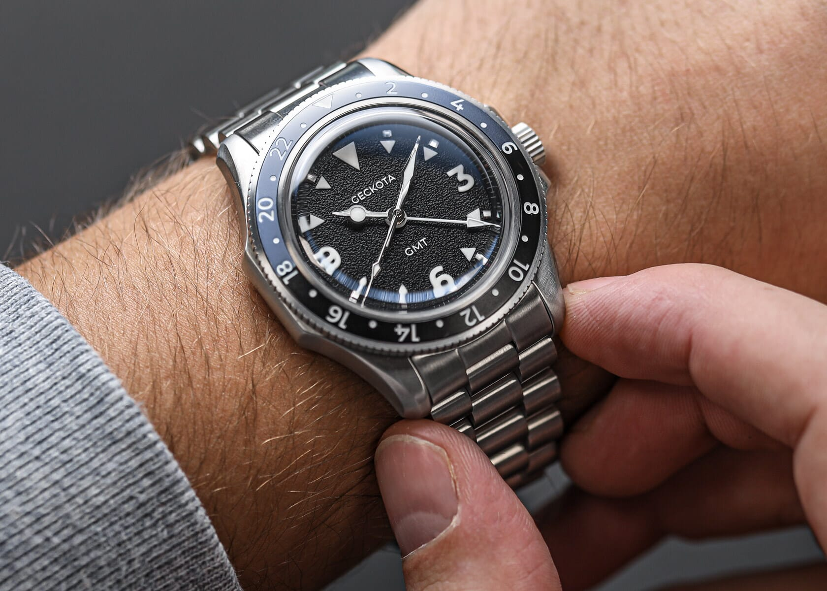 The Geckota GMT vs E-01 Gen 2 - Exploring the Exploration Watch Collections